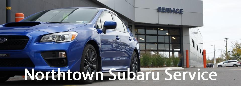 Subaru Auto Repair Service Center At Northtown In Amherst NY - Subaru auto repair