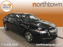 2015 Acura TLX Tech Package, Navigation Sedan