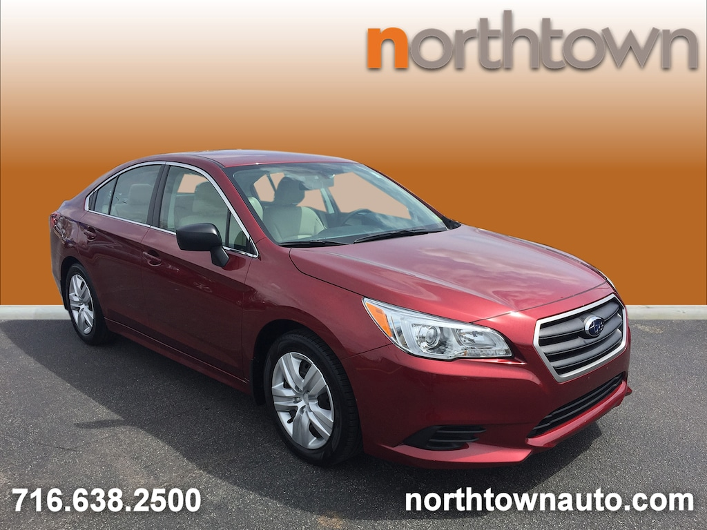 Buffalo Certified Used 2017 Subaru Legacy for Sale in Amherst NY