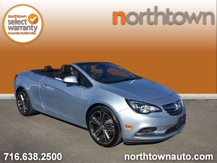 Used 2016 Buick Cascada Premium Convertible, Navigation Convertible 19S1058A for sale in Amherst, NY