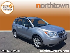 Certified Pre-Owned 2015 Subaru Forester 2.5i SUV SP1543 Amherst NY