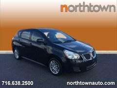 Bargain Used 2009 Pontiac Vibe Base Hatchback SP1415B for Sale in Amherst NY