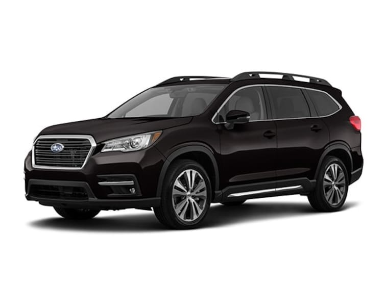 New 2019 Subaru Ascent Limited 8-Passenger SUV in Amherst, NY