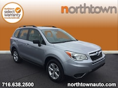 Certified Pre-Owned 2016 Subaru Forester 2.5i Alloy Wheel Pack SUV SP1510 Amherst NY