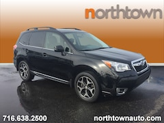 Certified Pre-Owned 2016 Subaru Forester 2.0XT Touring SUV 19S1000A Amherst NY