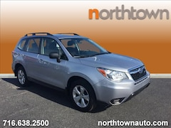 Certified Pre-Owned 2016 Subaru Forester 2.5i SUV SP1556 Amherst NY