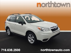 Certified Pre-Owned 2016 Subaru Forester 2.5i Alloy Wheel Pack SUV 19S1962A Amherst NY