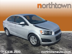 Bargain Used 2012 Chevrolet Sonic LT Sedan 19S1316B for Sale in Amherst NY