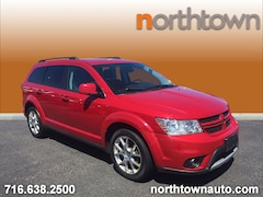 Used 2013 Dodge Journey R/T AWD, Navigation SUV 19S1555A for Sale in Amherst NY