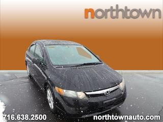 2007 Honda Civic EX M/T Sedan for sale in Amherst, NY