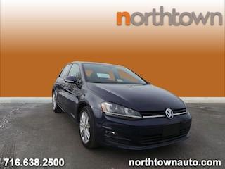 2015 Volkswagen Golf TDI SE DSG Hatchback