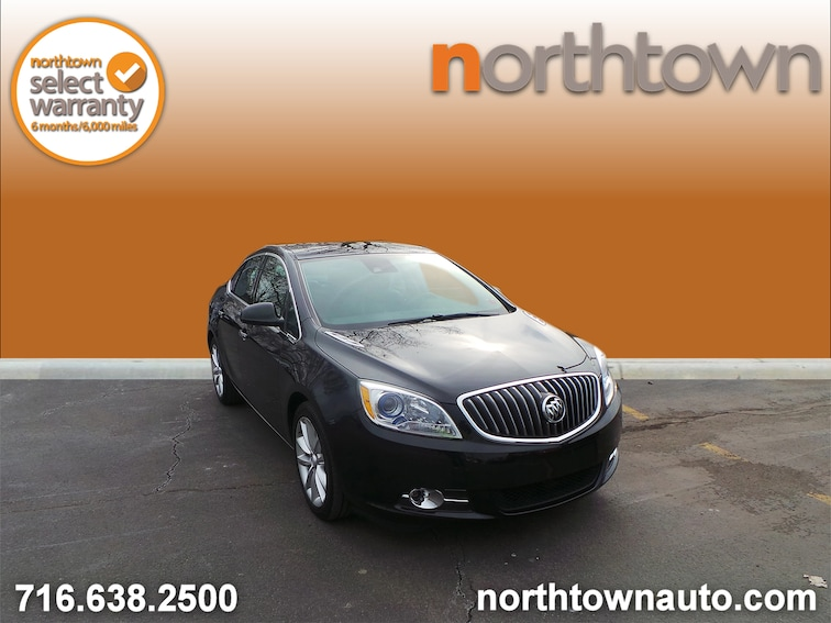 Used 2014 Buick Verano Leather Group Sedan 19T726A for sale in Amherst, NY