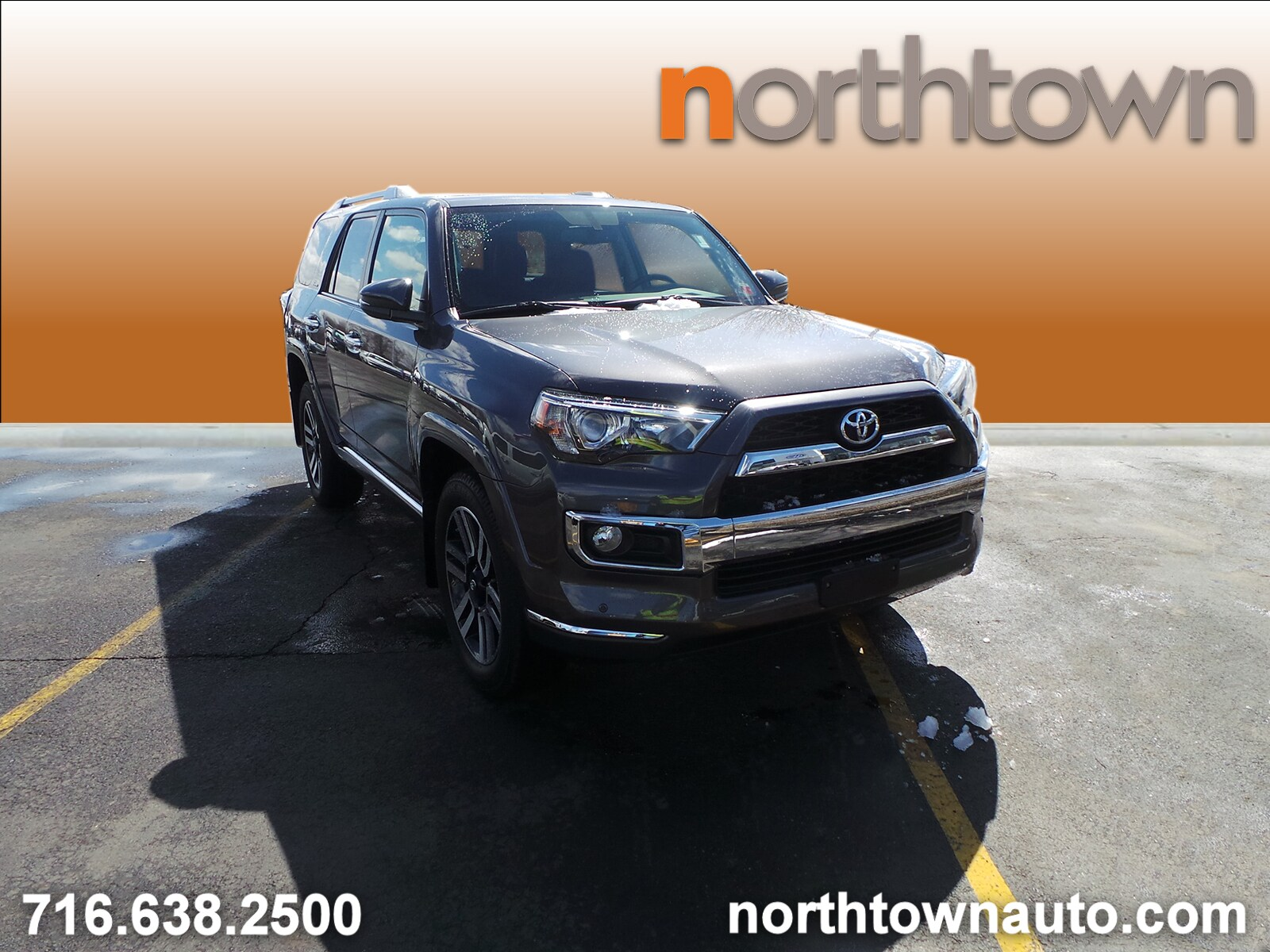 2016 Toyota 4Runner Limited 4WD SUV