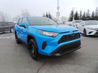 New 2019 Toyota RAV4 LE SUV  Sport Utility