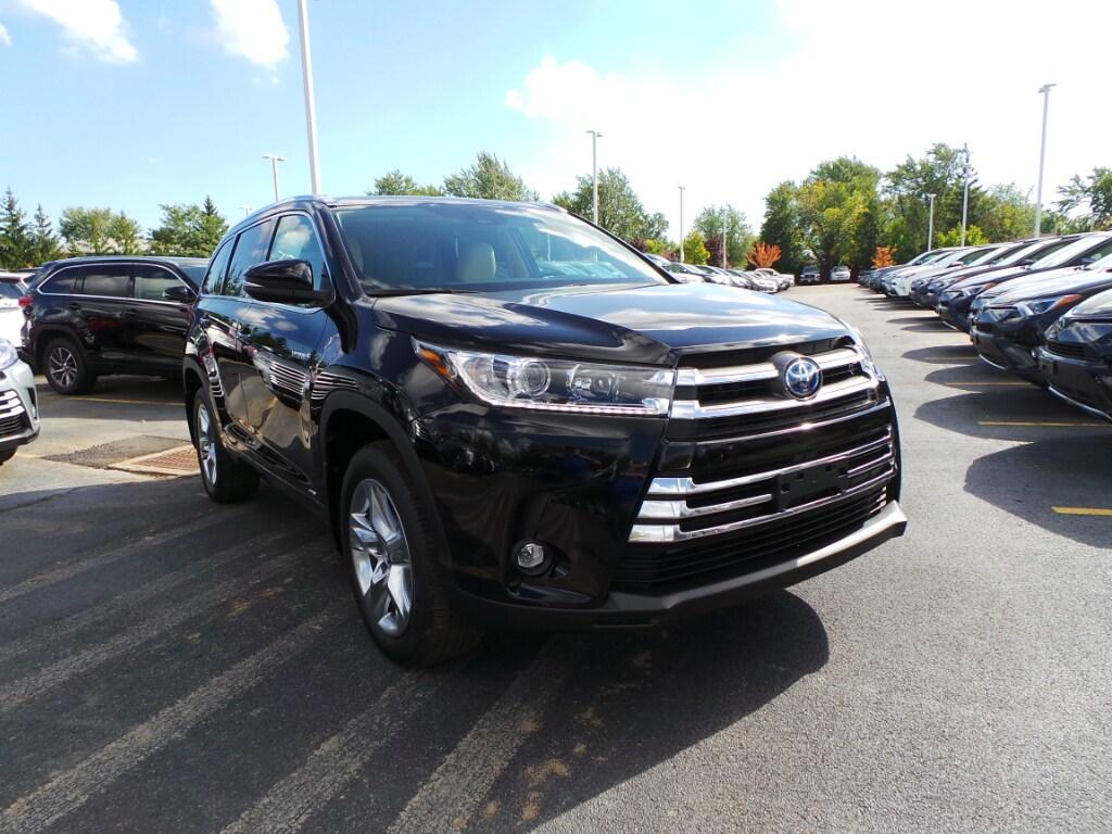 2019 Toyota Highlander Hybrid Limited SUV  Sport Utility