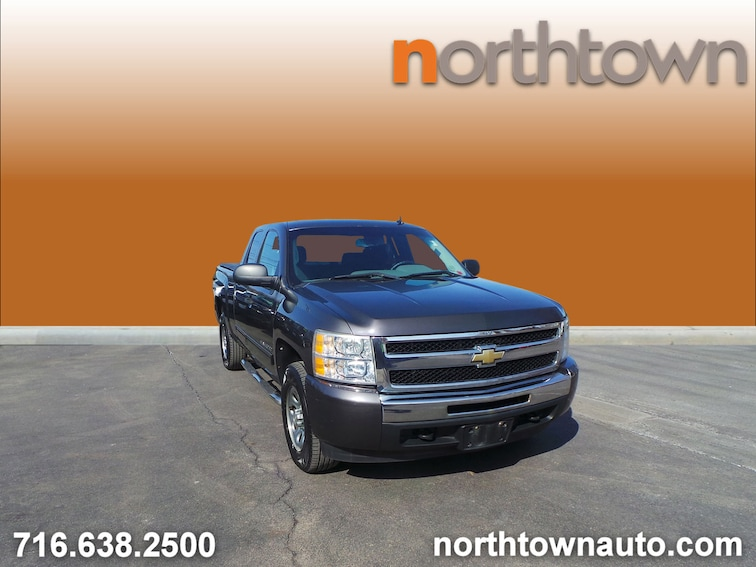 Used 2011 Chevrolet Silverado 1500 LS Truck Extended Cab 19T602A in Amherst NY