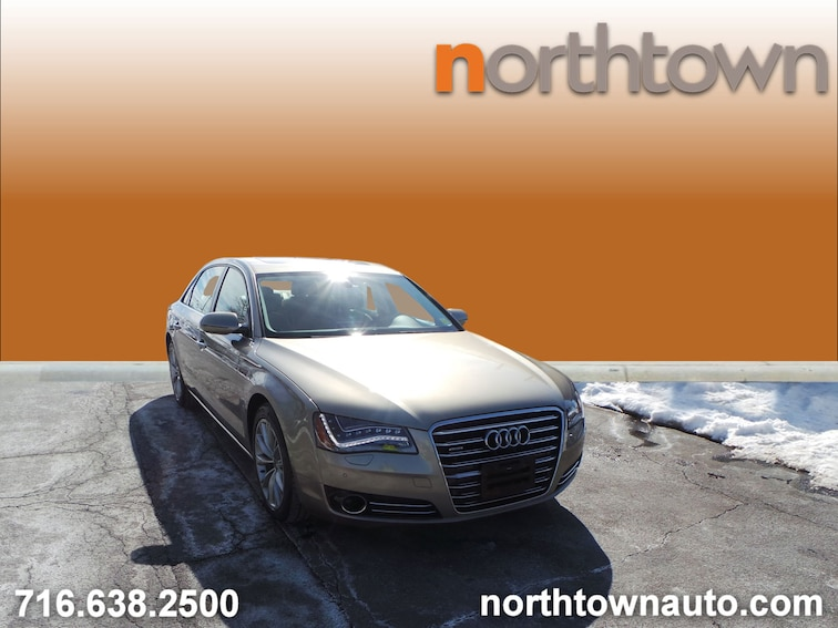 Used 2012 Audi A8 L 4.2 FSI Sedan VP8720A in Amherst NY