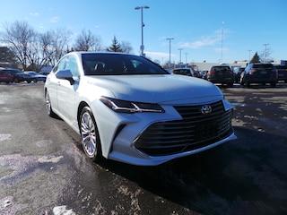 2019 Toyota Avalon Limited Sedan  Sedan