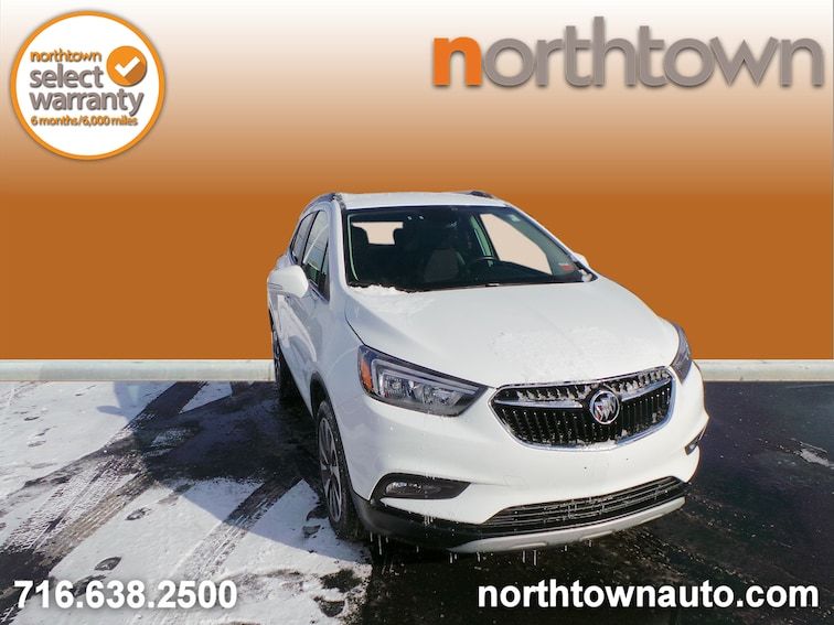 Used 2017 Buick Encore Preferred II AWD SUV VP8690 for sale in Amherst, NY