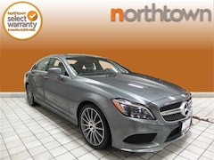 Used 2017 Mercedes-Benz CLS CLS 550 Sedan 19N104A Williamsville NY