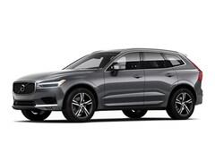 New 2019 Volvo XC60 Hybrid T8 R-Design SUV LYVBR0DM1KB232429 Williamsville NY