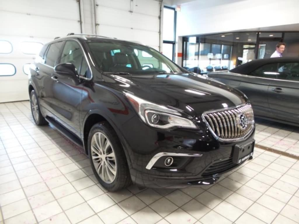 Used 2017 Buick Envision For Sale in Williamsville, NY | Near East Amherst,  Clarence, East Aurora, Orchard Park & Buffalo, NY | VIN: LRBFXESX9HD020134