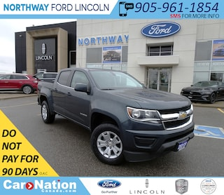 2019 Chevrolet Colorado LT | PWR SEATS | BACK UP CAM | BEDLINER | WIFI | Truck