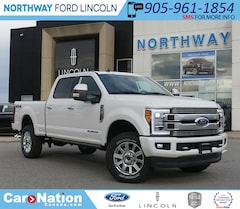 2019 Ford F-250 | LIMITED | 6.7L V-8 | 4X4 | PANO ROOF | Truck Crew Cab