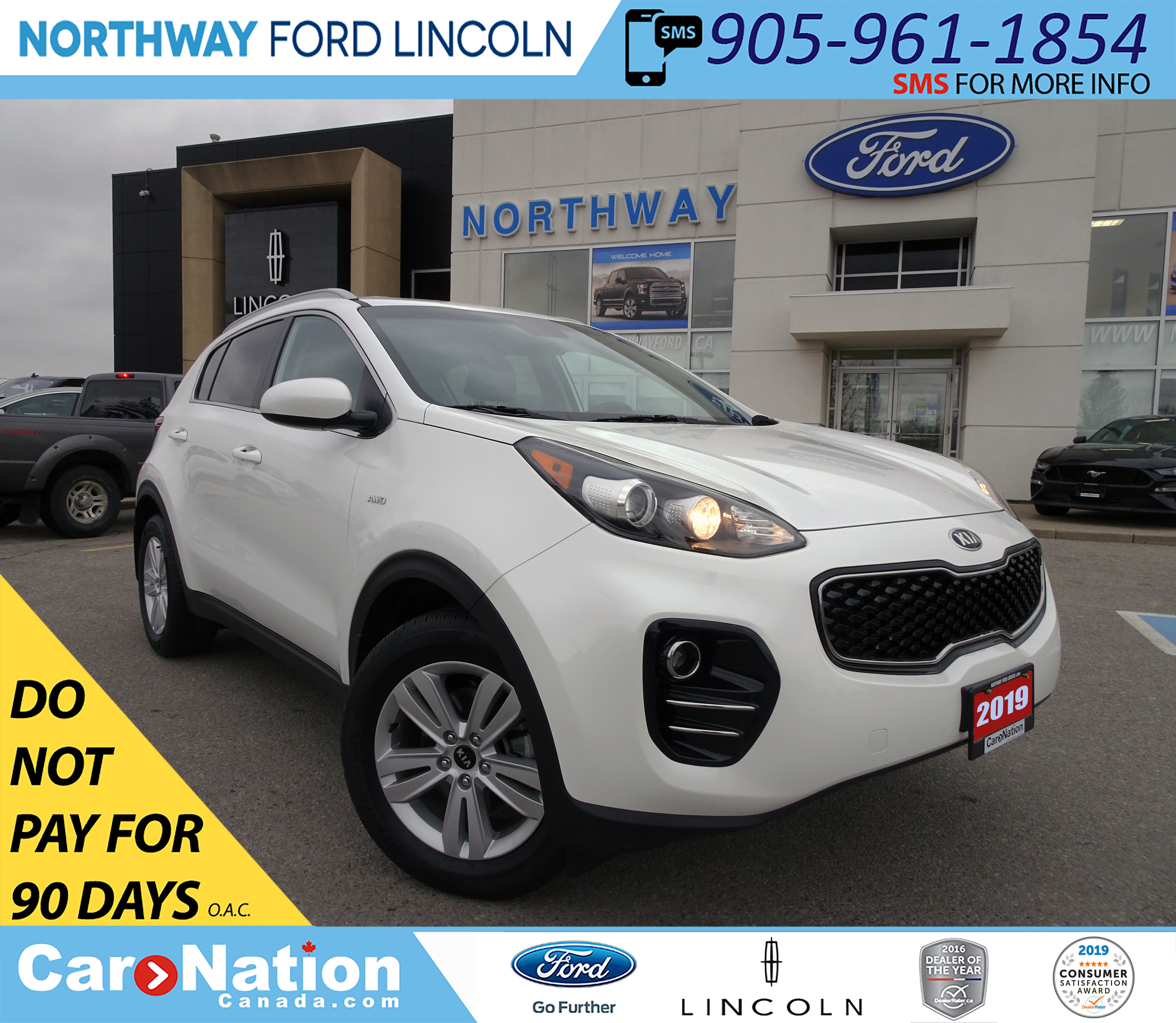 2019 Kia Sportage: Pre-Owned Featured Vehicles