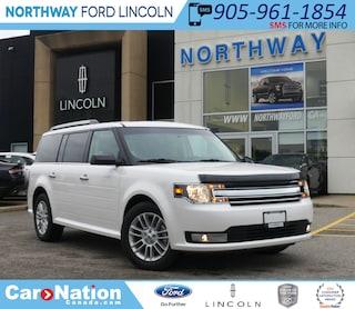 2019 Ford Flex | SEL | 3.5L V-6 | AWD | SUNROOF | SUV