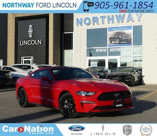 2018 Ford Mustang | ECOBOOST | 2.3L I-4 | SPORTY | Coupe