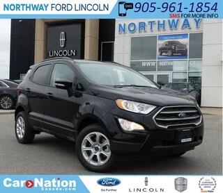 2018 Ford EcoSport | SE | 2.0L I-4 | 4X4 | SUNROOF | SUV