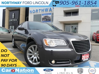 2014 Chrysler 300 Touring | HEATED LEATHER | REAR CAM | 3.6L V6 | Sedan