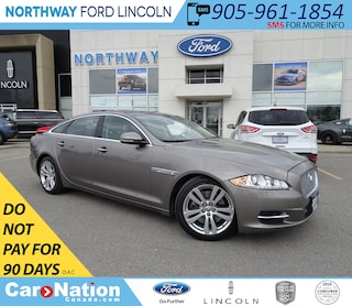2011 Jaguar XJ XJL | V8 | NAV | PWR HTD LEATHER | PANOROOF | Sedan