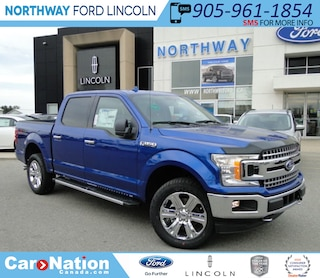 2018 Ford F-150 | XLT | 3.5L V-6 | 4X4 | SUPERCREW | Truck SuperCrew Cab