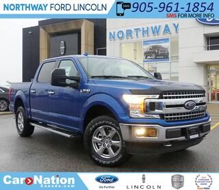 2018 Ford F-150 | XLT | 3.5L V-6 | 4X4 | Truck SuperCrew Cab