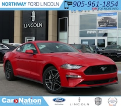 2019 Ford Mustang | PREMIUM | 2.3 I-4 | RWD | LEATHER | Coupe