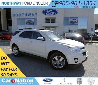 2014 Chevrolet Equinox 2LT | AWD | LEATHER| SUNROOF | PWR LIFTGATE | SUV
