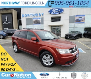 2012 Dodge Journey SE Plus | KEYLESS | PUSH START | SIRIUS/XM+AUX | SUV
