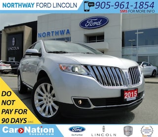 2015 Lincoln MKX AWD  EXPANSION SALE ON NOW   NAV   REAR CAM   SUV