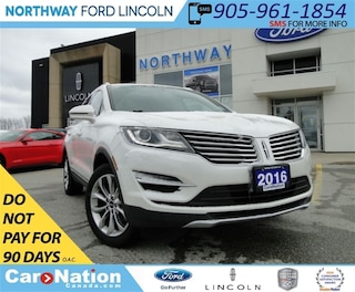2016 Lincoln MKC   NAV   EXPANSION SALE ON NOW  PANO ROOF   SUV