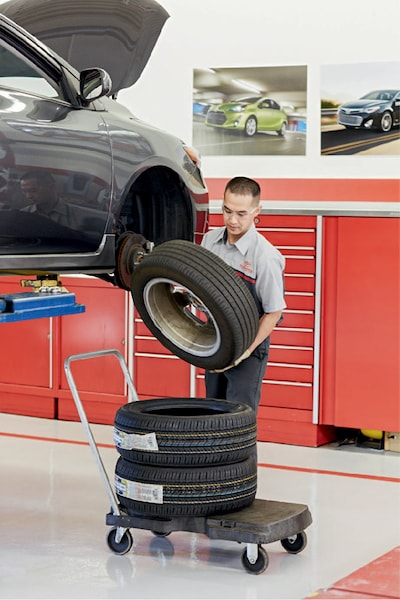 $10 Over Dealer Cost For Tires