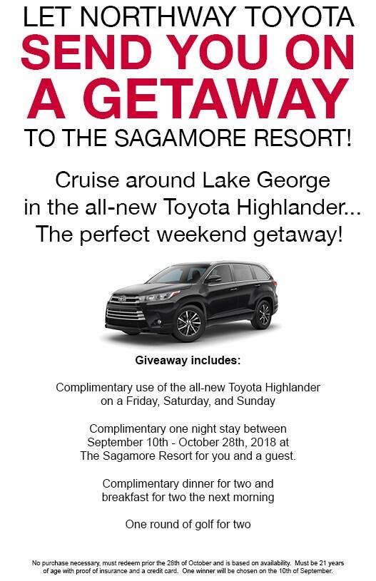 Amazing Sagamore Getaway