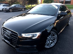 2015 Audi A5 Progressiv SLINE NO ACCIDENTS ONE OWNER OFF LEASE Coupe