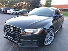 2015 Audi A5 Technik  TOP OF THE LINE ONE WITH LANE DEPARTURE A Coupe