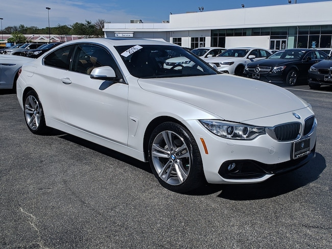 Used 2016 BMW 428i xDrive SULEV Coupe Owings Mills, MD