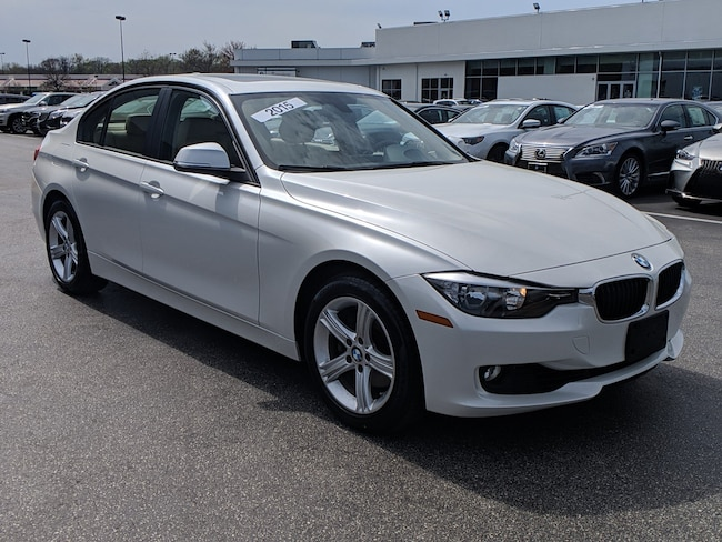 Used 2015 BMW 328i xDrive w/SULEV Sedan Owings Mills, MD