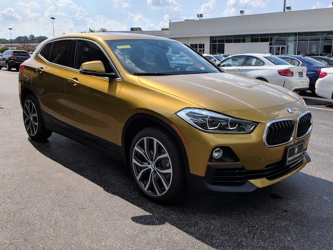 New 2018 BMW X2 xDrive28i Sports Activity Coupe Owings Mills, MD