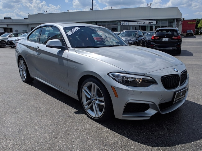 Used 2015 BMW 228i w/SULEV Coupe Owings Mills, MD