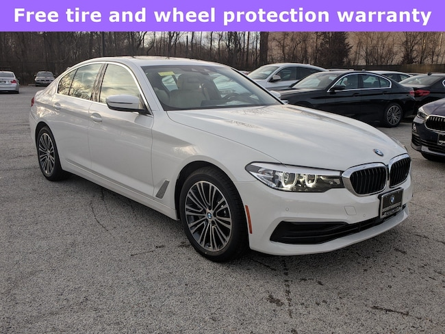New 2019 BMW 530i xDrive Sedan Owings Mills, MD